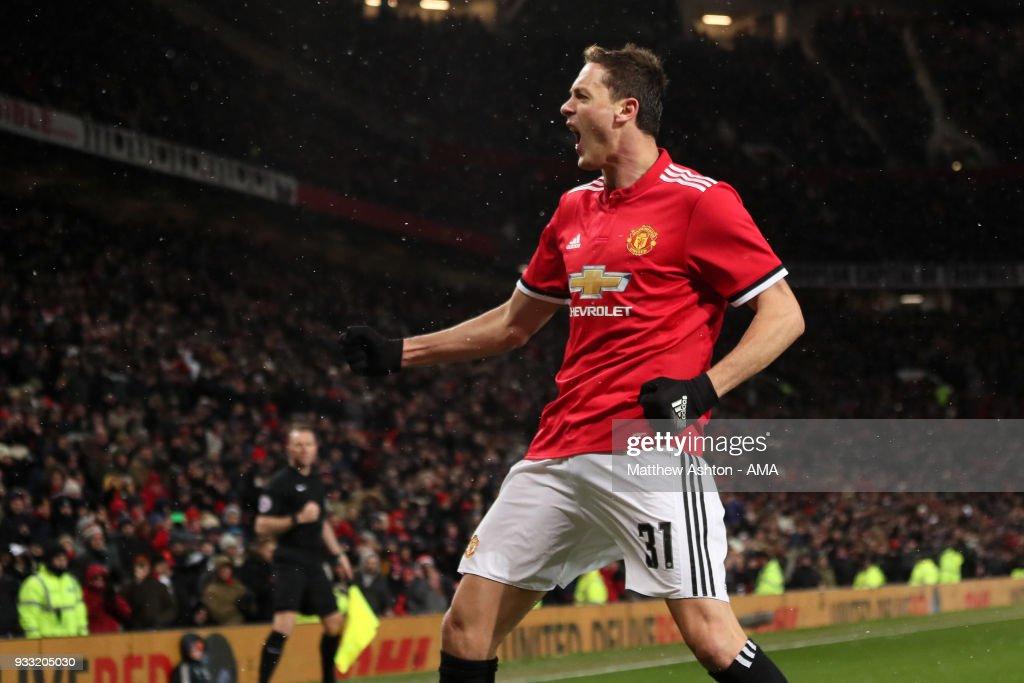Manchester United v Brighton & Hove Albion - The Emirates FA Cup Quarter Final