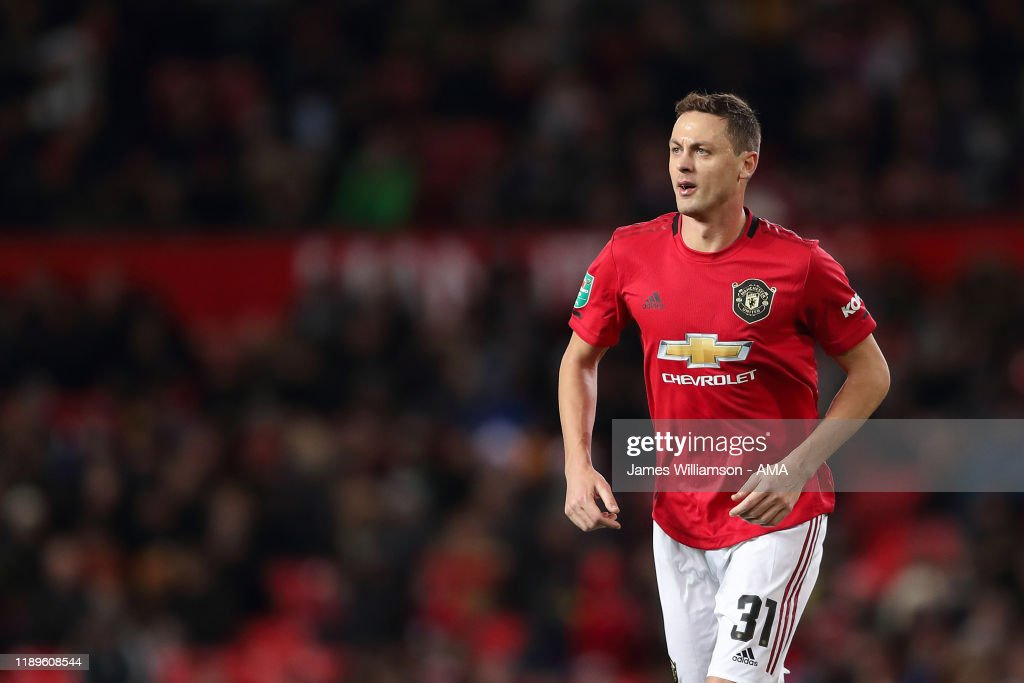 Manchester United v Colchester United - Carabao Cup: Quarter Final : News Photo