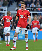 newcastle upon tyne england nemanja matic