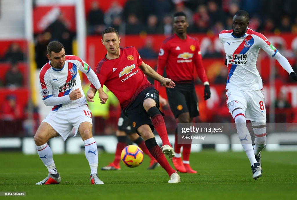Manchester United v Crystal Palace - Premier League : News Photo