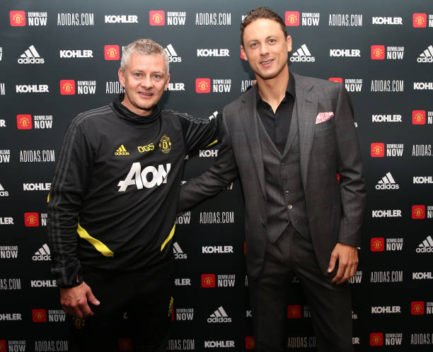 GBR: Nemanja Matic Signs a Contract Extension at Manchester United