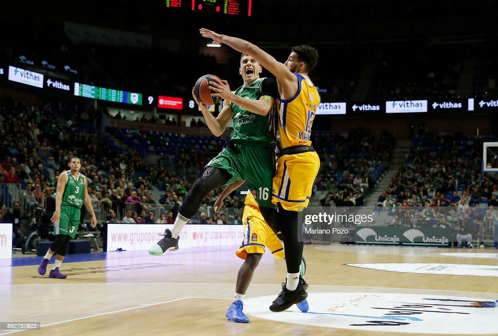 Unicaja Malaga v Khimki Moscow Region - Turkish Airlines EuroLeague