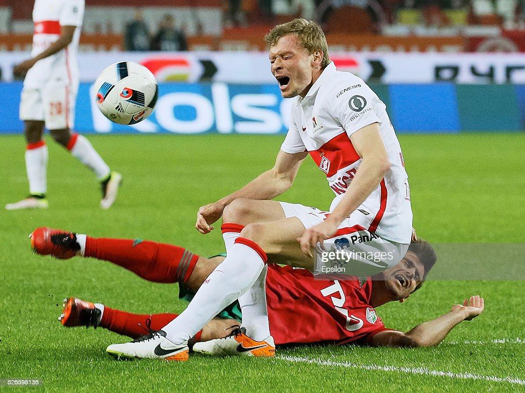 Lokomotiv Moscow v FC Spartak Moscow - Russian Premier League