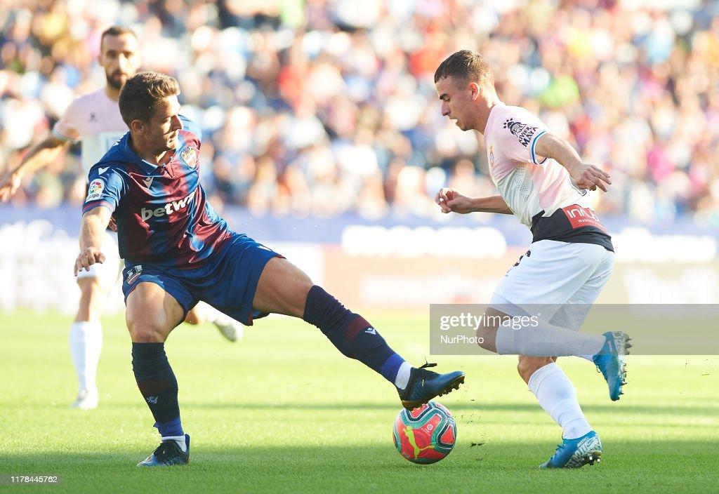 Levante UD v RCD Espanyol - La Liga : News Photo