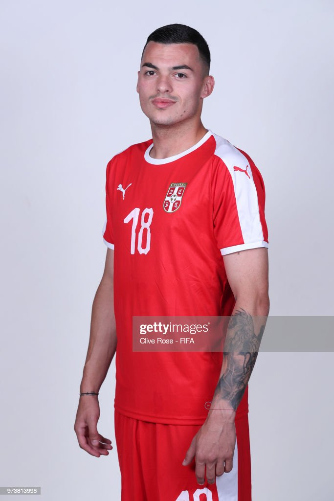 Serbia Portraits - 2018 FIFA World Cup Russia