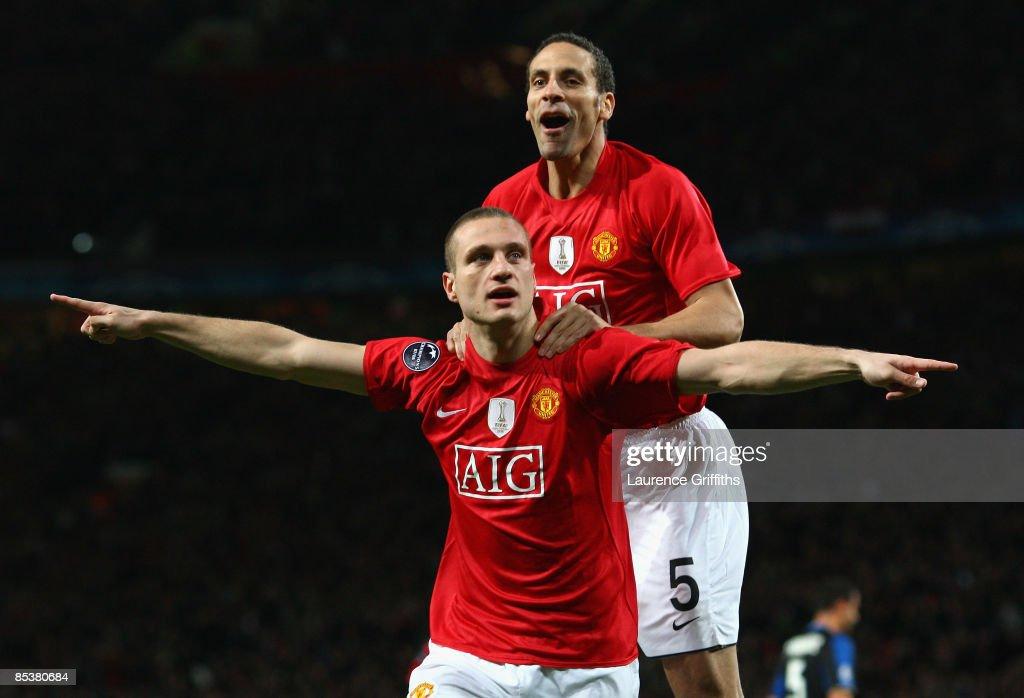 Manchester United v Inter Milan - UEFA Champions League : News Photo
