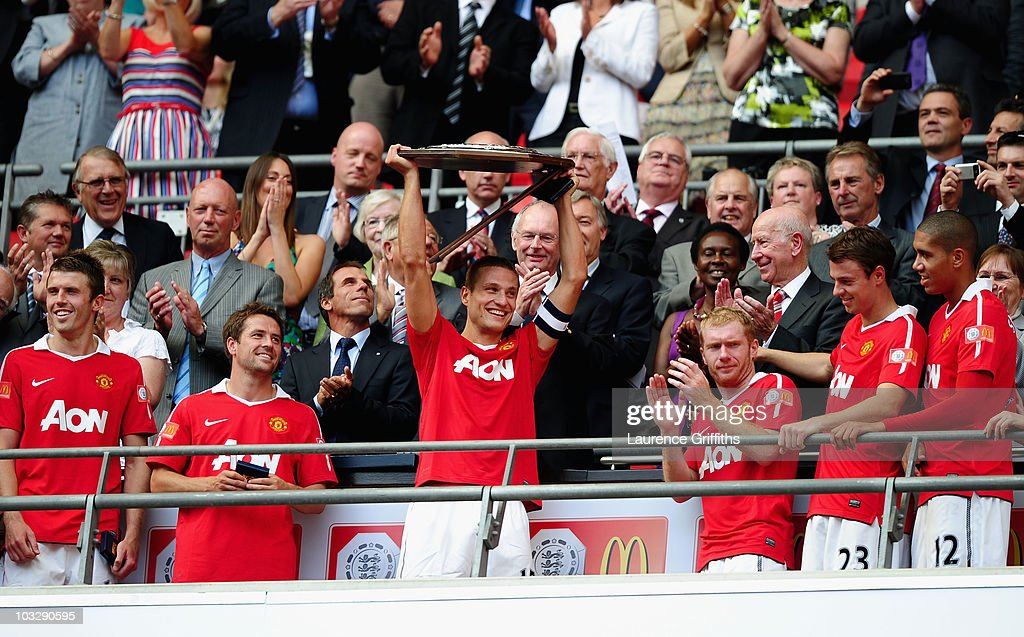 Chelsea v Manchester United - FA Community Shield : News Photo