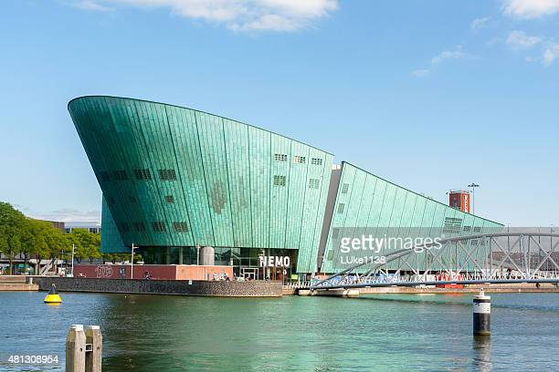 nemo museum - nemo museum stock pictures, royalty-free photos & images