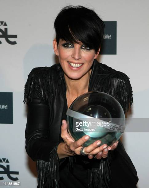 Nena attends the VIVA Comet 2011 Awards at KoenigPilsner Arena on May 27 2011 in Oberhausen Germany