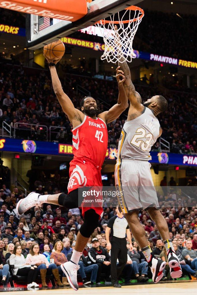 Houston Rockets v Cleveland Cavaliers : News Photo
