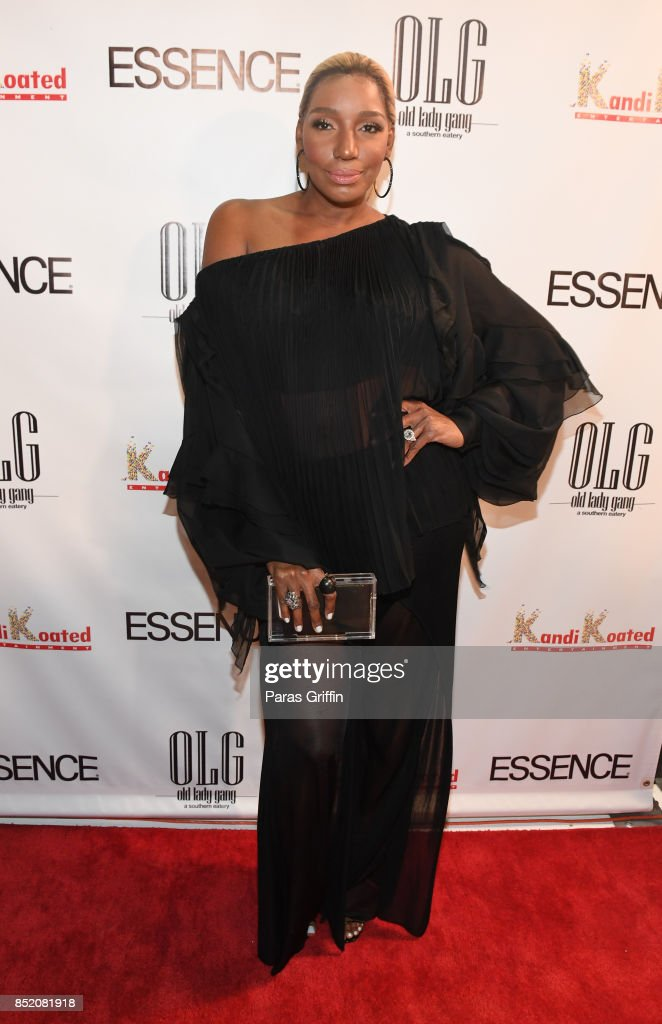 NeNe Leakes at Essence Magazine Celebrates October Cover Star Kandi Burruss at Revel on September 22, 2017 in Atlanta, Georgia.