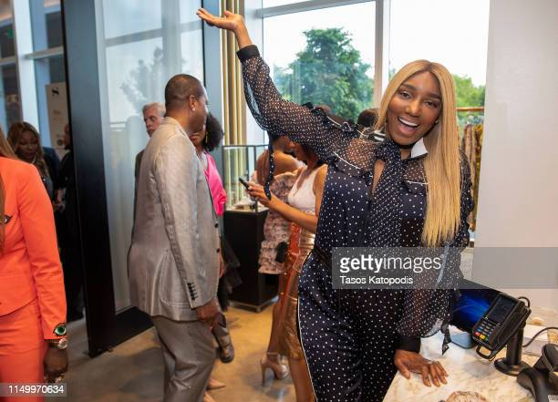 NeNe Leakes at the New SWAGG Retail Store opening at MGM National Harbor on May 17, 2019 in Oxon Hill, Maryland.