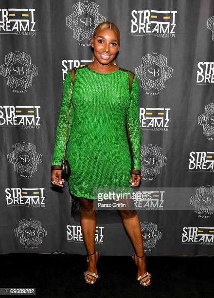 NeNe Leakes attends 2019 Inaugural SnoBall A Black Tie Affair at Waldorf Astoria Atlanta Buckhead on August 22, 2019 in Atlanta, Georgia.