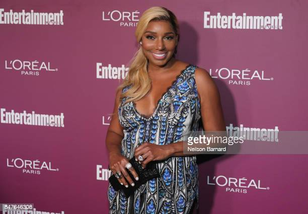 NeNe Leakes attends the 2017 Entertainment Weekly PreEmmy Party at Sunset Tower on September 15 2017 in West Hollywood California