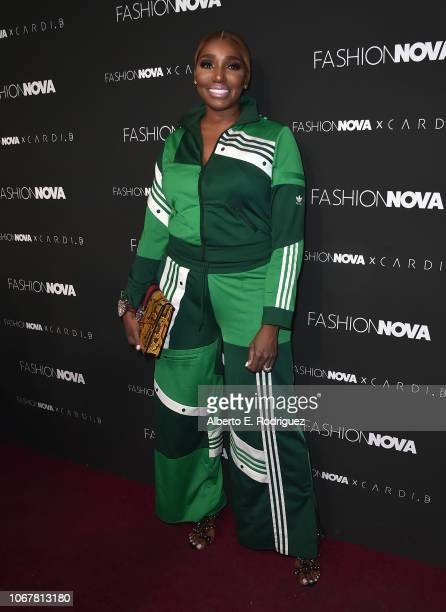 NeNe Leakes attends the Fashion Nova x Cardi B Collaboration Launch Event at Boulevard3 on November 14 2018 in Hollywood California
