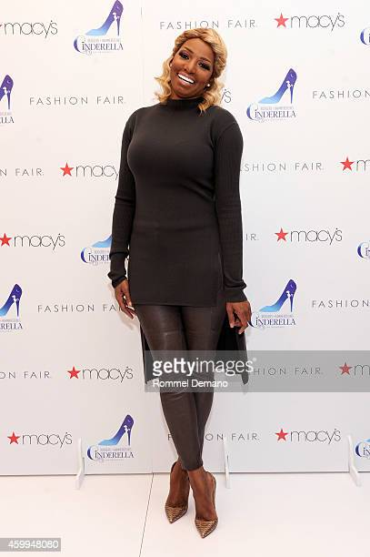 NeNe Leakes attends the NeNe Leakes and The Cast of Rogers Hammerstein's Cinderella Visit Macy's Heral Square at Macy's Herald Square on December 4...