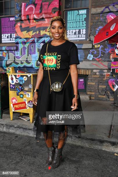 NeNe Leakes attends VH1 Hip Hop Honors The 90s Game Changers at Paramount Studios on September 17 2017 in Los Angeles California