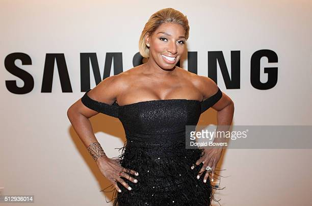 NeNe Leakes hosts the Samsung 837 Oscars Viewing Party on February 28, 2016 in New York City.