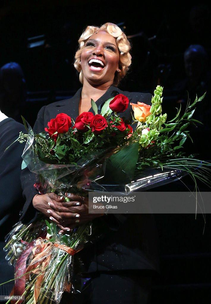 Celebrities Visit Broadway - November 23, 2015