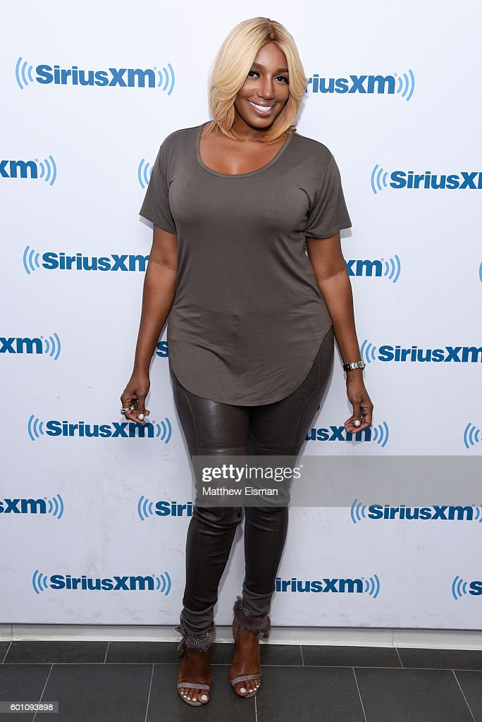 Celebrities Visit SiriusXM - September 9, 2016