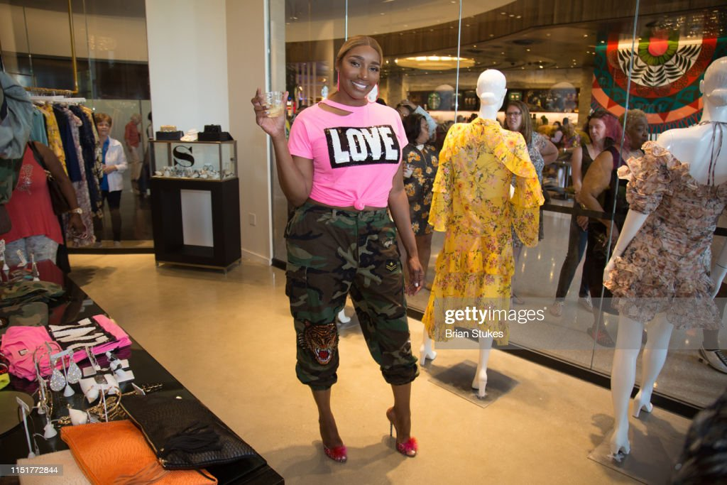 MD: NeNe Leakes & Jennifer Williams Attend Swagg Boutique