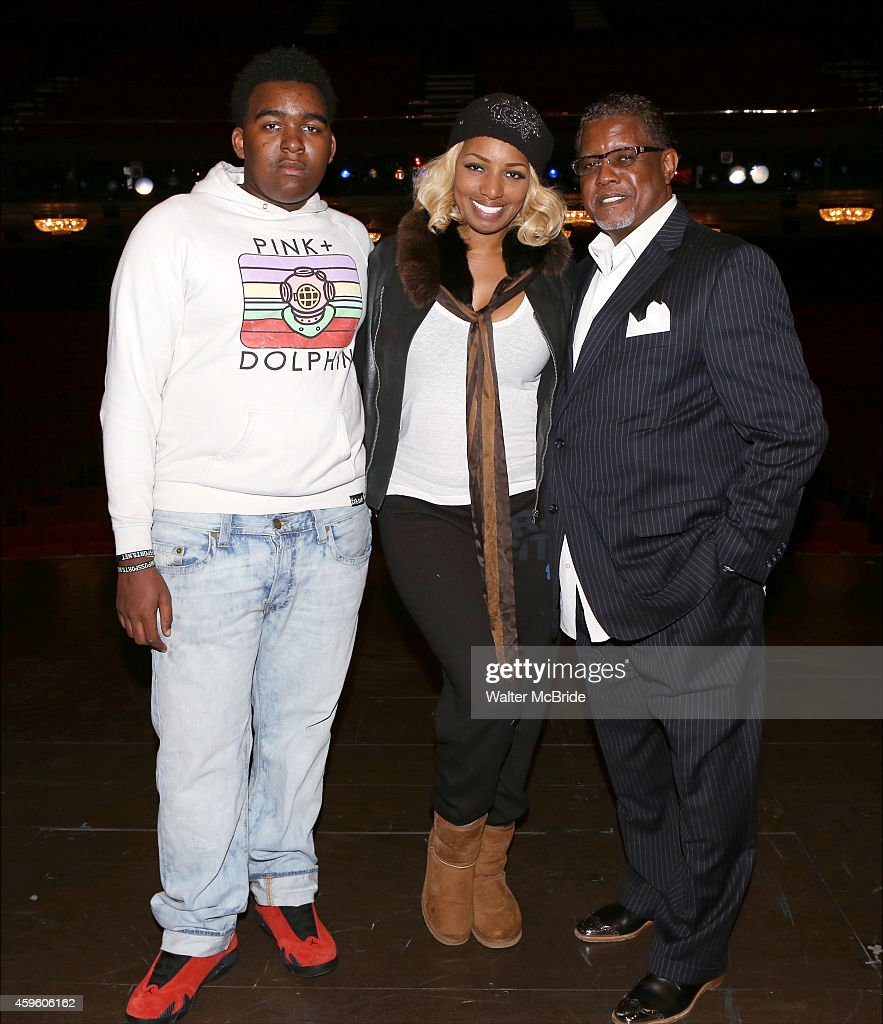 """""""Rodgers + Hammerstein's Cinderella"""" Broadway Curtain With NeNe Leakes And KeKe Palmer : News Photo"""