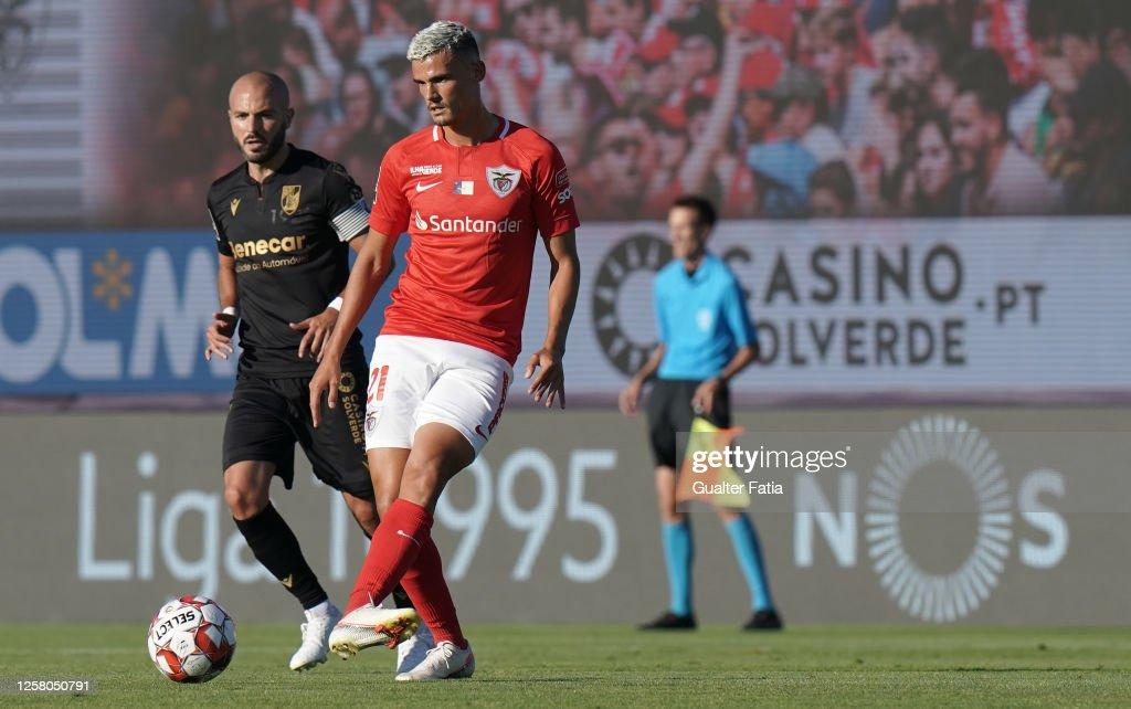 CD Santa Clara v Vitoria SC - Liga NOS : News Photo