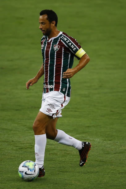 BRA: 2020 Brasileirao Series A:  Fluminense v Red Bull Bragantino Play Behind Closed Doors Amidst the Coronavirus (COVID - 19) Pandemic