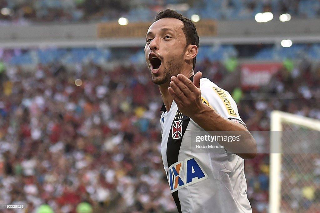 Flamengo v Vasco - Brasileirao Series A 2015