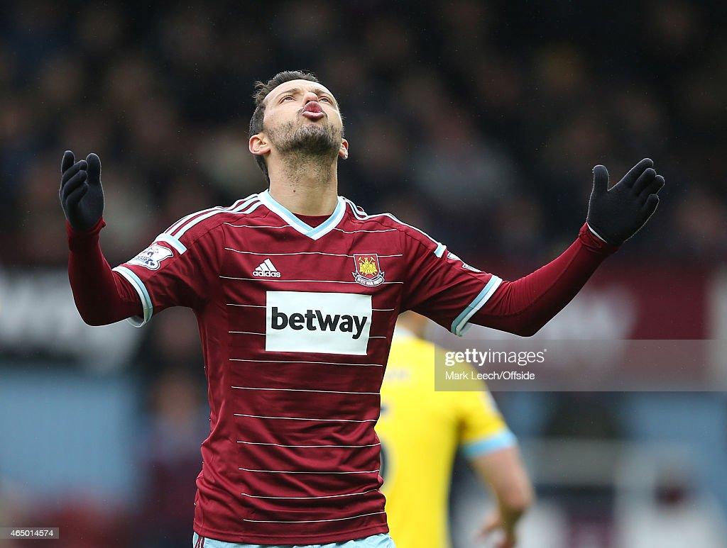 West Ham v Crystal Palace : News Photo