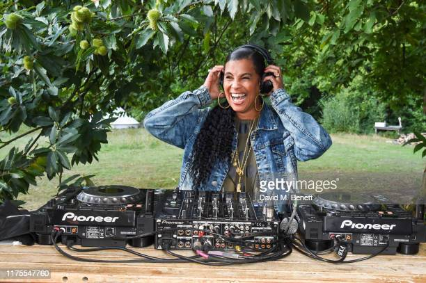 Neneh Cherry at Krug Encounters – Rhythm and Ride on September 18 2019 in Sittingbourne England