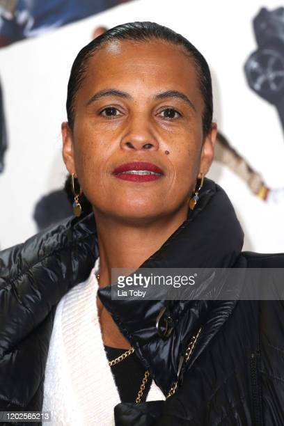 Neneh Cherry attends the Queen Slim UK Premiere at Rich Mix Cinema on January 28 2020 in London England