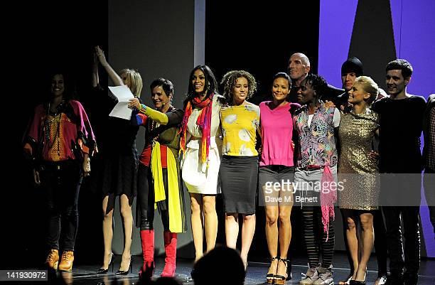 Neneh Cherry, Trudie Styler, Eve Ensler, Rosario Dawson, Stephanie Siadatan, Thandie Newton, Richard Strange, Ony Uhiara, MyAnna Buring and Tom Burke...
