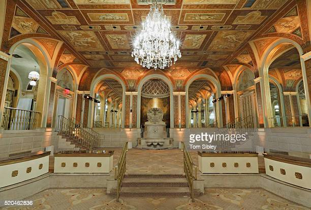 Neo baroque ballroom in Plaza Hotel