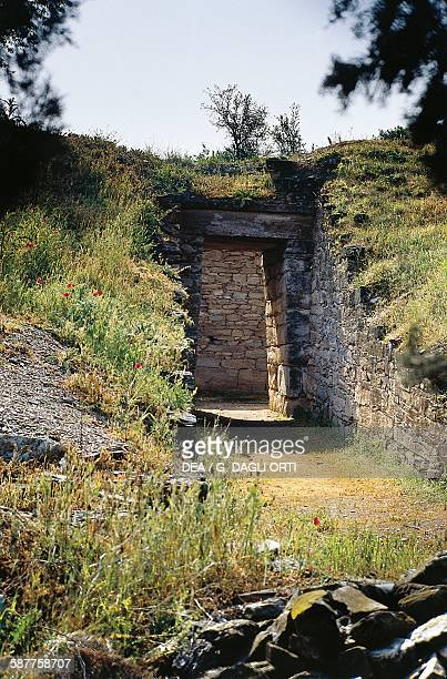 Neolithic Tholos Tomb Dimini Greece