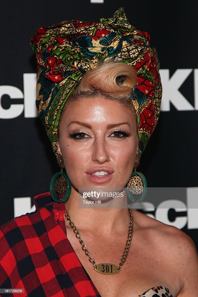 Neon Hitch attends Klipsch Audio And Kings Of Leon Host 'Mechanical Bull' Listening Party at the Electric Room at Dream Downtown on September 23, 2013 in New York City.