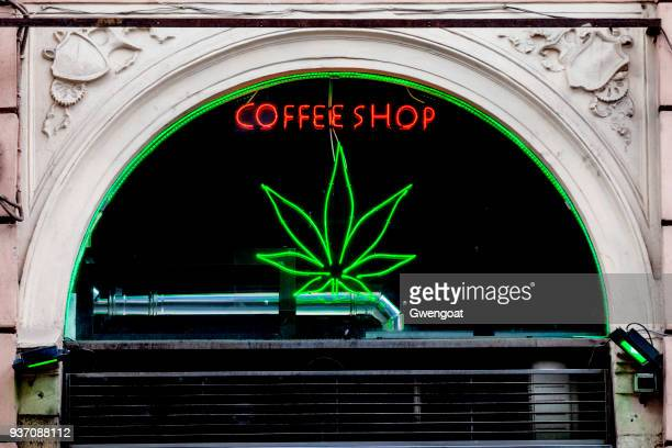 Marijuana Leaf Text Symbol Stock Photos And Pictures Getty Images