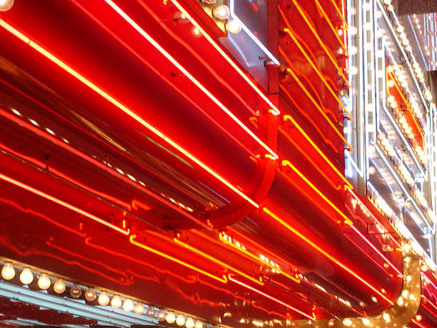 Neon Lights Downtown Las Vegas
