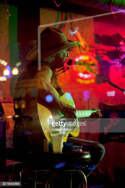Neon Lights of Lower Broadway, Nashville, TN