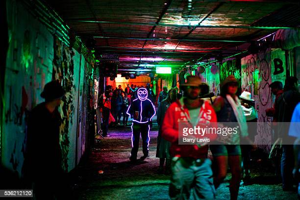 Neon mam in the Alleys, also known as the Badlands, it?s impossible to tell where you?ll end up if you enter this seedy maze of wrongness - dark with...