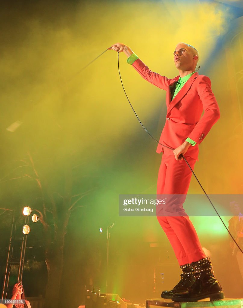 Neon Trees Perform At The Couture Jewelry Show - Las Vegas, NV