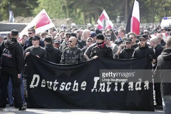 Hamburg Nazi Demo