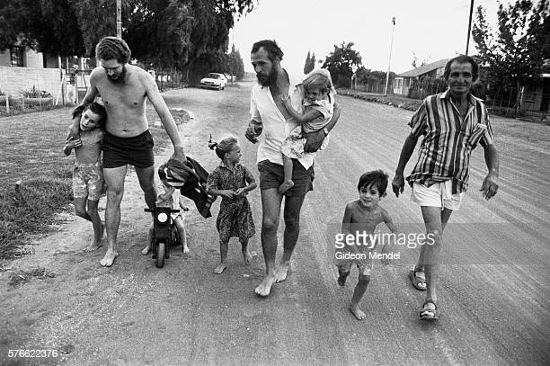 Neo-Nazi Families Heading to Swimming Pool