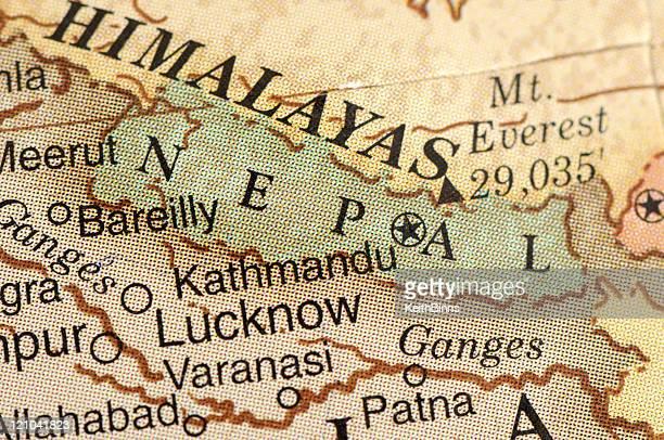 Nepal and Himalayas