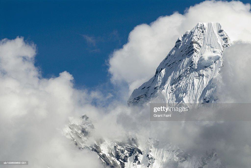 Nepal, Himalayas, Ama Dablam : Stock Photo