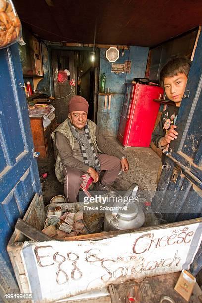 Nepal Kathmandu fast food