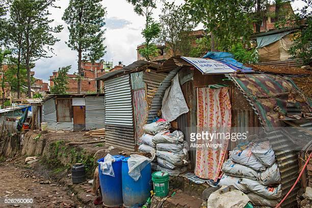 nepal, kathmandu, khokana village - 危機管理 ストックフォトと画像