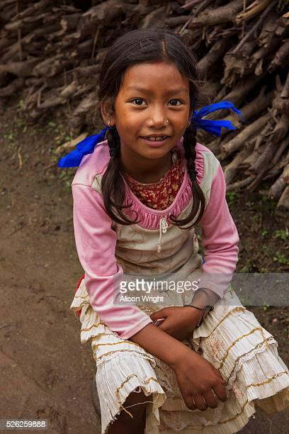 Nepal, Kathmandu Valley, Phutung