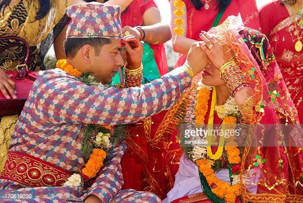 Nepalese Hindu Marriage