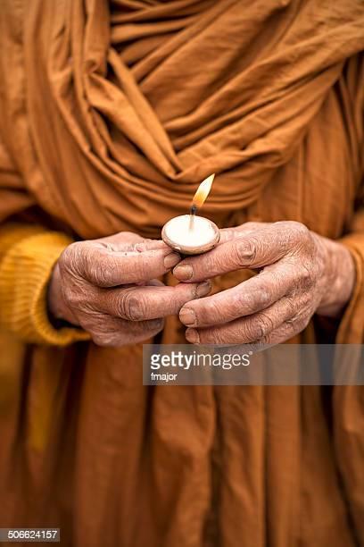 ネパール僧